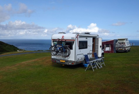 Engeland en Schotland hebben veel prachtig aan zee gelegen campings