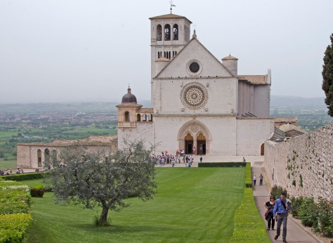 Assisi_Franciscuskerk