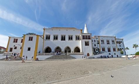 Sintra, Palácio Nacional