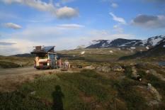 Caroline van der Marel, Stryn, Noorwegen