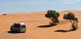 Jan Bastiaansen, Marokko